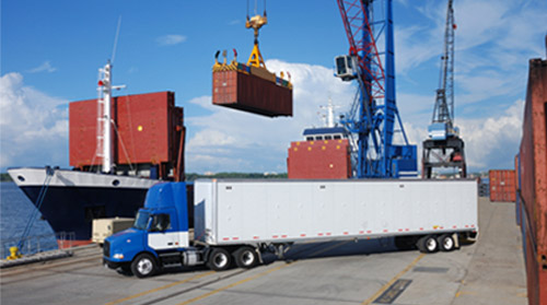 Experts in Logistics
